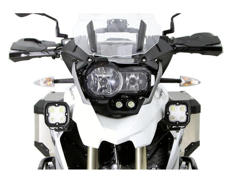 Denali Auxiliary Light Mounting Bracket (BMW R1200GS LC & R1250GS)