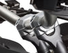 SW-MOTECH 20mm Handlebar Risers For Select Motorcycles with 22mm Handlebars