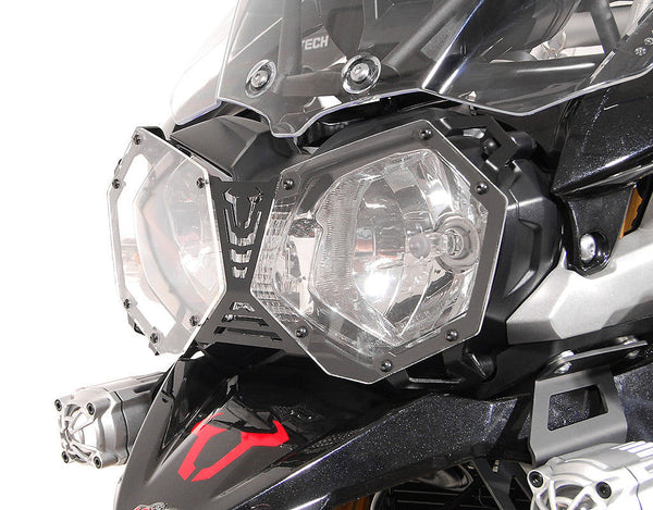 SW Motech Quick Release Headlight Guard for the Triumph Tiger Explorer 1200/XC & 800(All Models)