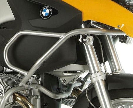 Hepco & Becker Engine Guards/ Upper Crashbars (BMW R1200GS -'07)