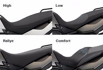 BMW Front Seat (BMW R1200GS/ADV-LC)