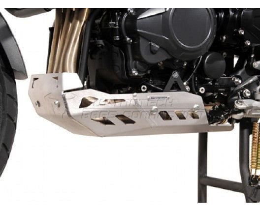 SW-Motech Aluminum Engine Guard/ Skidplate (Tiger Explorer 1200/XC)