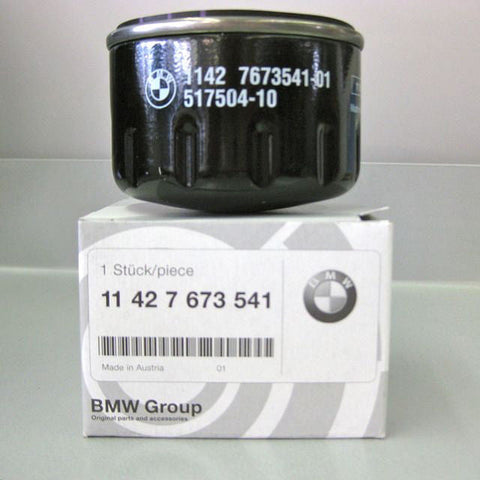 BMW Oil Filter (R1200GS)
