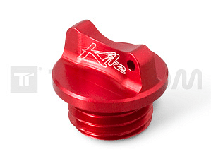 Twalcom by Kite - Oil Plug Rod Inspection (Racing Red)