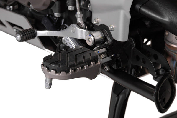 SW-Motech On-Road/Off-Road Rider Footpegs (Yamaha XT1200Z Super Tenere '10+)
