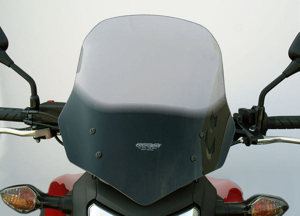 MRA TouringScreen Windshield (Honda NC700X '12+ & NC750X '14+)