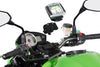 SW-Motech Detachable Vibration-Damped GPS Holder (Select BMW, Honda, & Suzuki Bikes)