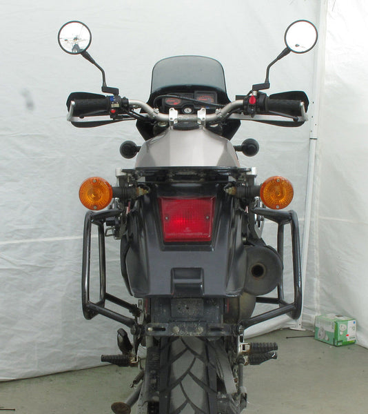 SW-MOTECH Quick-Lock EVO Sidecarriers for Kawasaki KLR650 '86-'07
