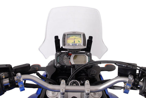 SW-MOTECH Vibration-Damped Quick Release GPS Holder (Yamaha XT1200Z Super Tenere, '10-)
