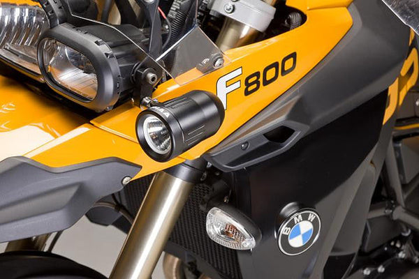 Techmount Auxiliary Driving Light Offset Spacer Mount For Bmw F650gs T