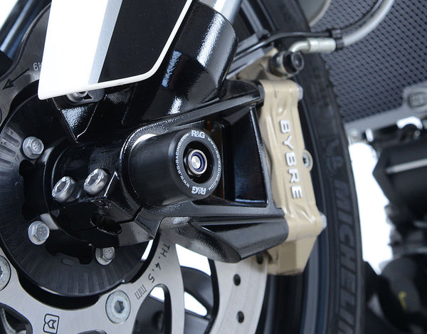 R&G Front Axle Sliders (BMW G310GS)