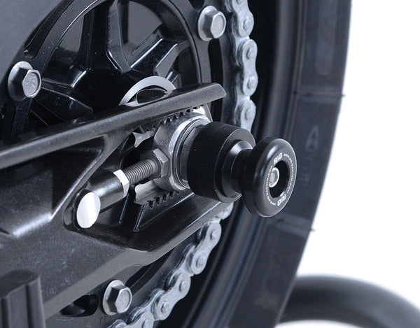 R&G Rear Axle Spindle Spool Sliders (BMW G310GS)
