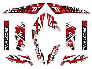TT Racing 2011 Graphics Set