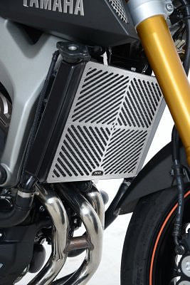R&G Stainless Steel Radiator Guard (Yamaha FZ-09 '14+ & FJ-09 '15+)