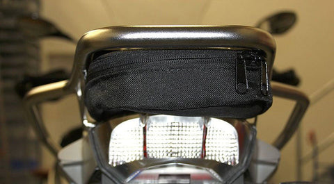 Hornig Auxiliary Soft Bag for Underneath Luggage Rack (R1200GS Adventure LC 2014+)