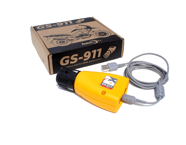 HEX Code GS911 USB Professional Diagnostics Tool for BMW Motorcycles
