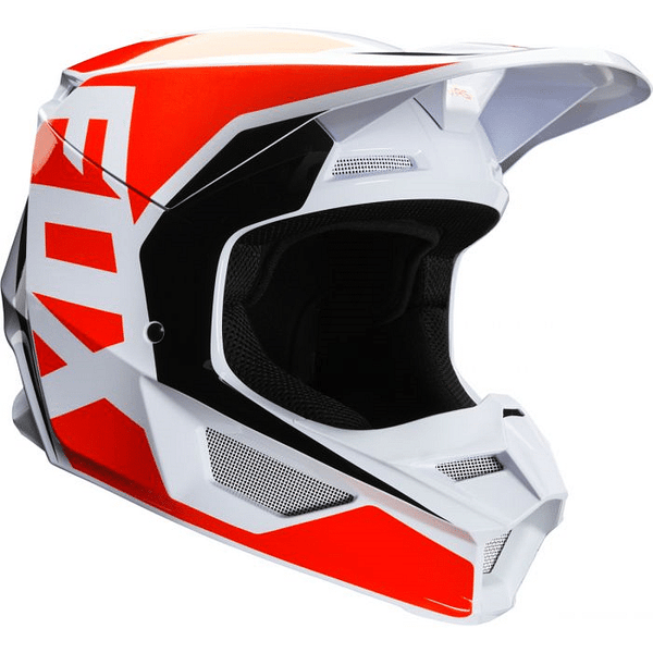 Fox Racing V1 PRIX HELMET FLOURESCENT ORANGE