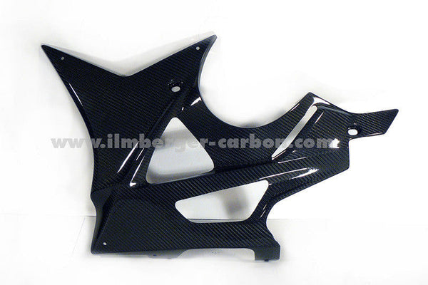 Carbon Fiber Belly Pan - Left (S1000RR)