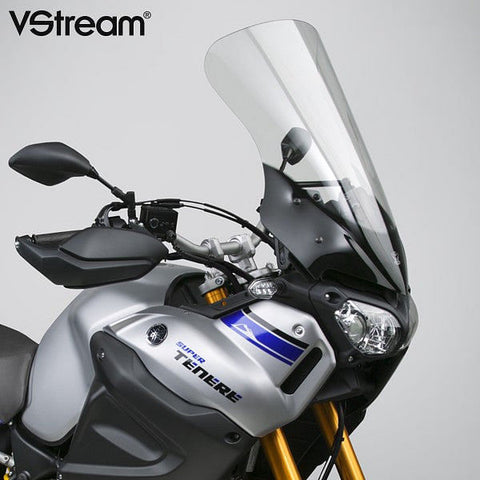 VStream Windscreen - Touring Height, Clear (Super Tenere 2014+)