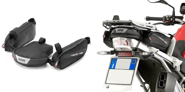 Givi 3-Piece Toolbag Set for Under Luggage Rack (R1200GS LC)