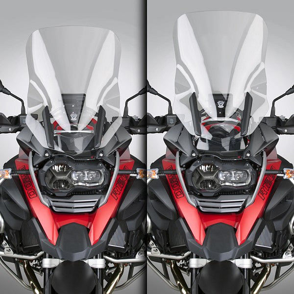 Touring Deluxe, Clear (R1200GS/GSA LC
