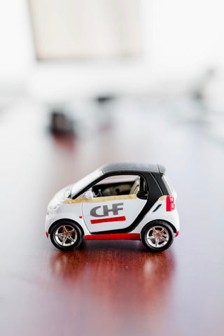 Mini CHF Promobile Toy