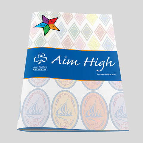 Aim High - Guides Queensland Guide Supplies