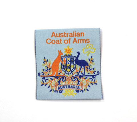 Australian Coat of Arms Badge - Guides Queensland Guide Supplies