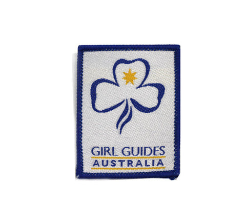 Australian Logo Badge - Guides Queensland Guide Supplies