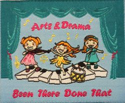 Been There Done That - Arts and Drama