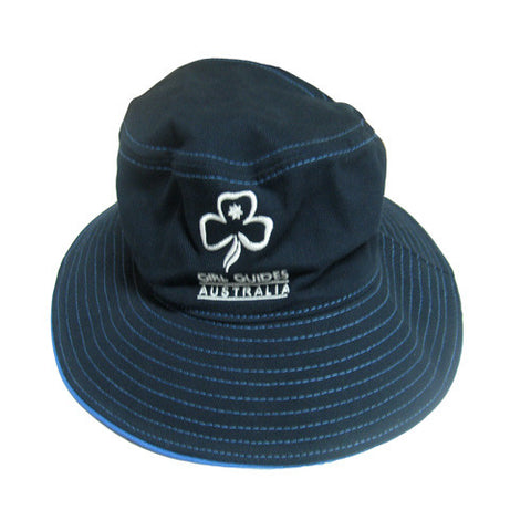 Uniform Bucket Hat - Guides Queensland Guide Supplies - 1