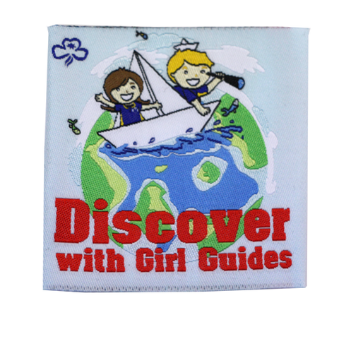Discover with Girl Guides