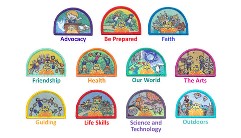 Explore a Challenge Badge - Guides Queensland Guide Supplies - 1