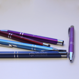 Girl Guides Metal Pen