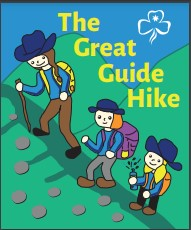 Great Guide Hike Cloth Badge