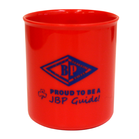 JBP - Proud To Be A JBP Plastic Mug - Red