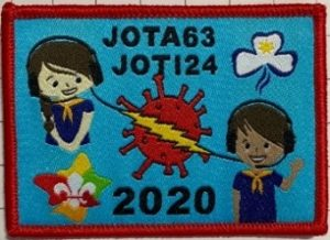 Jota/Joti Cloth Badge 2020