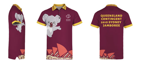 Sydney Jamboree 2018 Youth Shirt