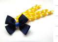 Girl Guides Hair Bow - Korker