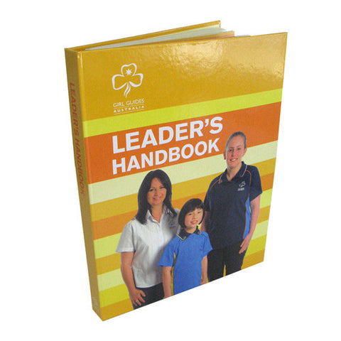 Leaders Handbook - Guides Queensland Guide Supplies