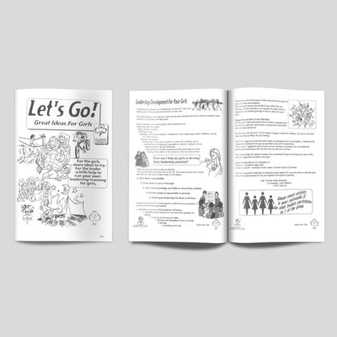 Lets Go Great Ideas - Guides Queensland Guide Supplies