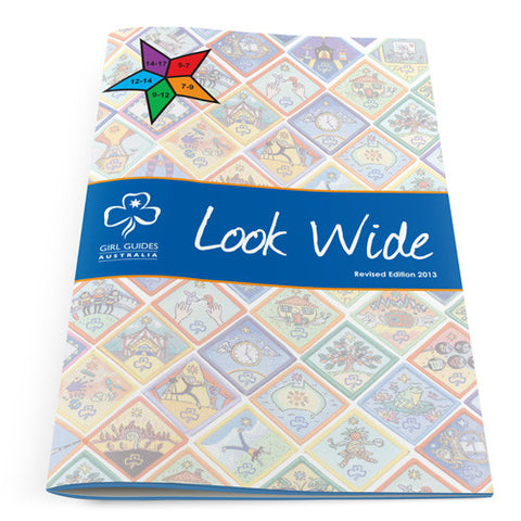 Look Wide - Guides Queensland Guide Supplies