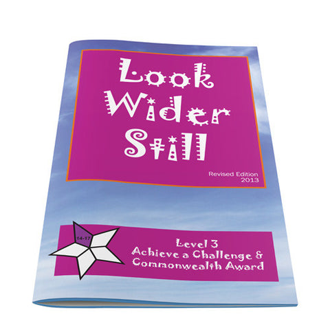 Look Wider Still - Guides Queensland Guide Supplies
