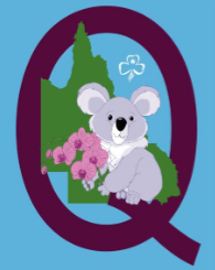 Queensland State Cloth Badge 2020