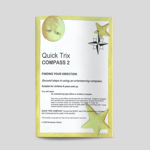 Quick Trix Compass Two - Guides Queensland Guide Supplies