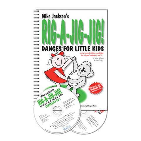 Rig a Jig Jig Book and CD - Guides Queensland Guide Supplies