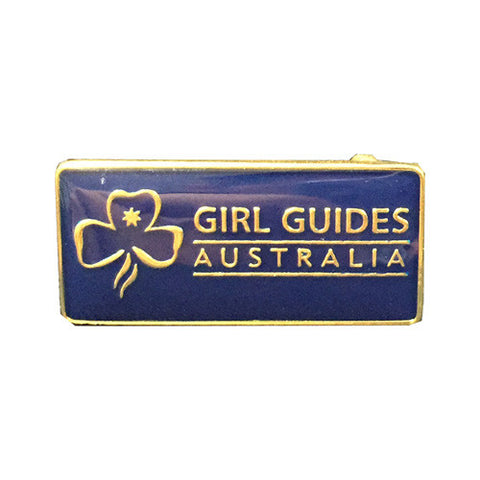 Sash Pin - Guides Queensland Guide Supplies