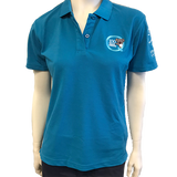 Centenary Empowering Guides Polo Shirt - Aqua