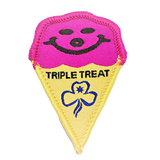 Triple Treat Badges
