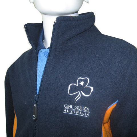Youth Uniform Fleece Jacket